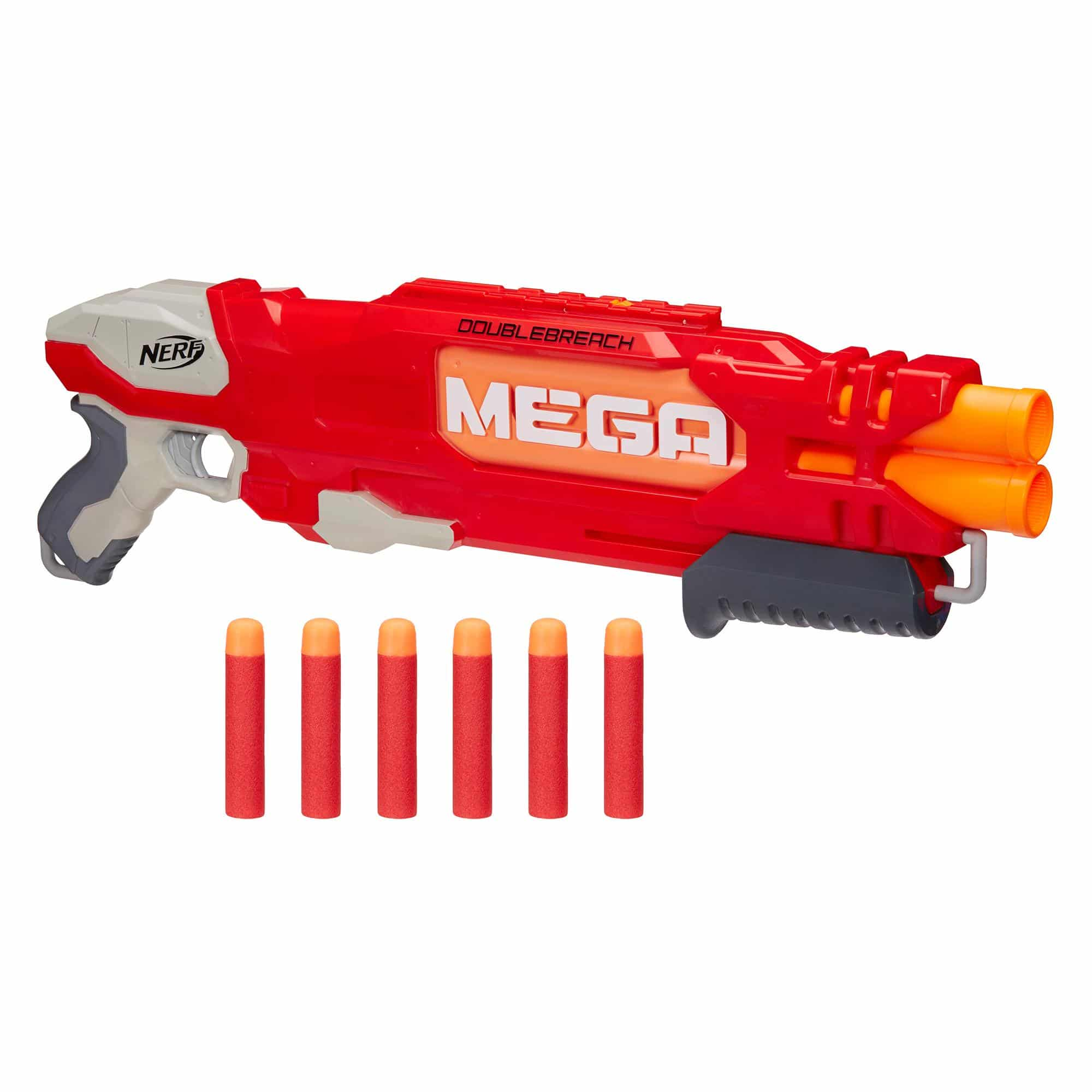 Nerf Mega doble ruptura