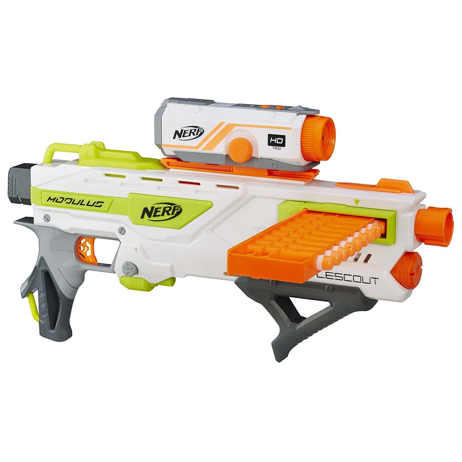 Nerf Modulus Battlescout ics 10