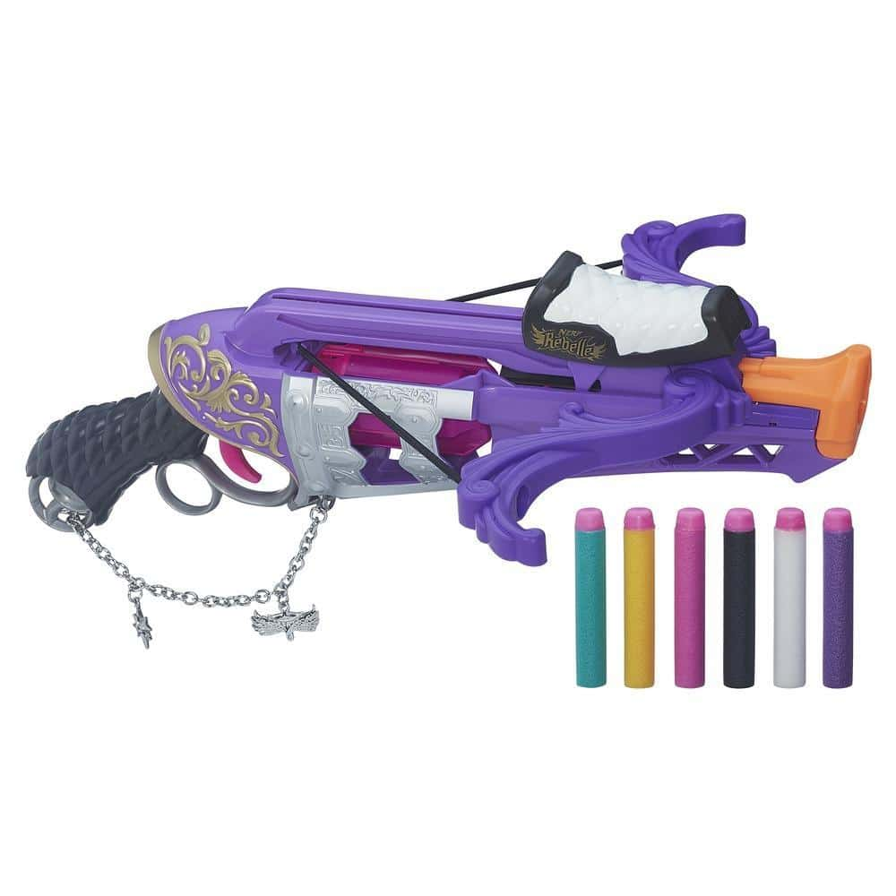 Nerf Rebelle Charmed Arbalète