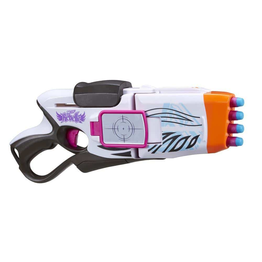 Nerf Rebelle Pistolet Cornersight