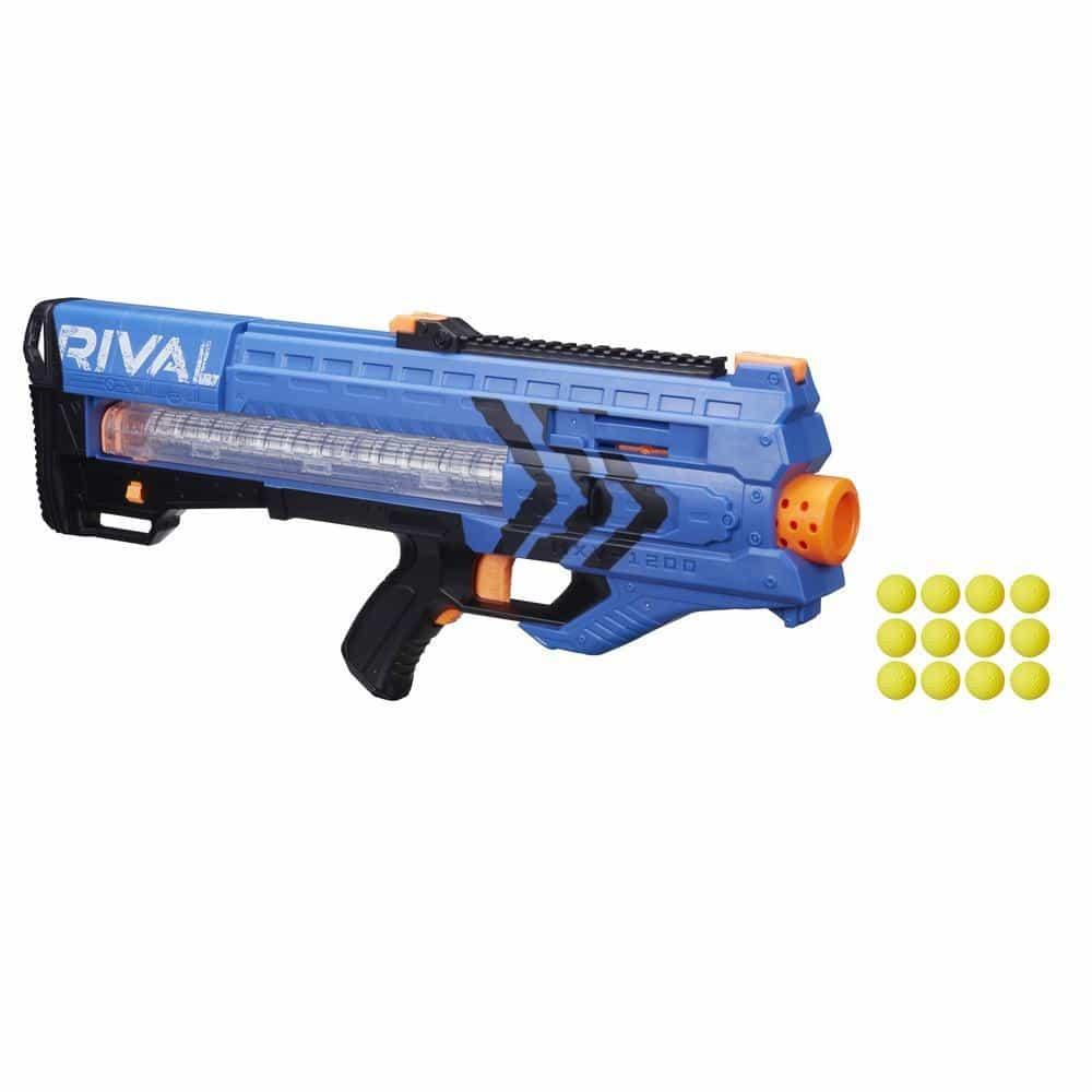 Nerf Rival Zeus MXV-1200 Bleu