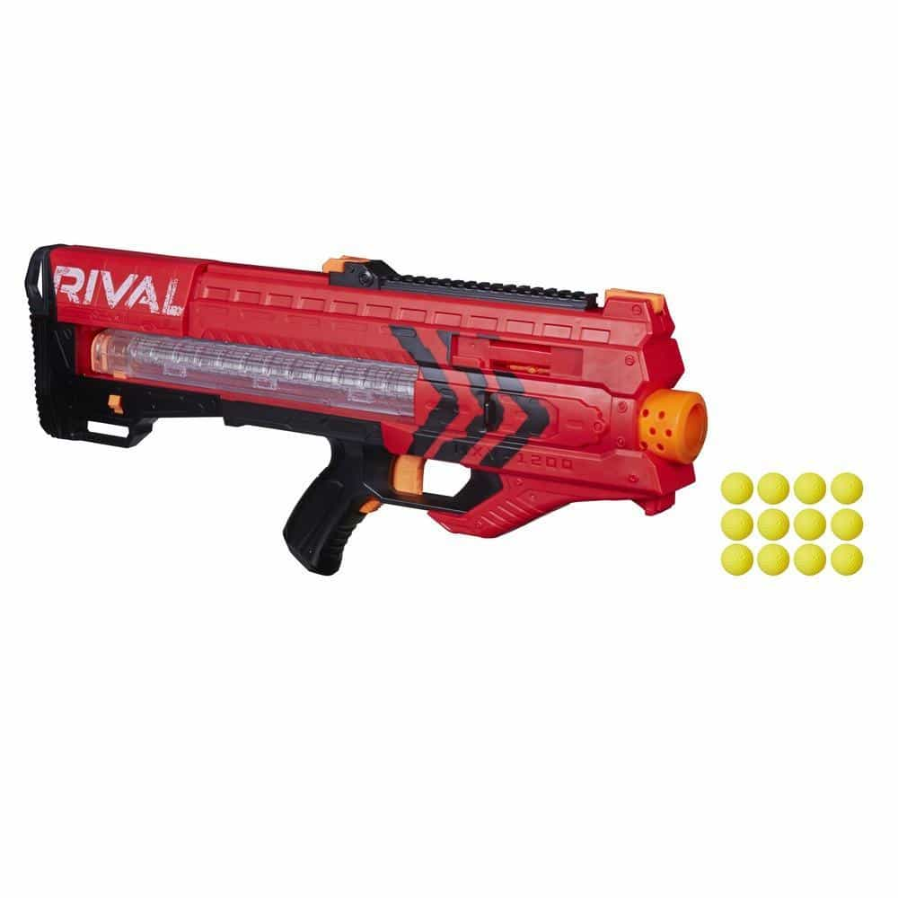 Nerf Rival Zeus MXV-1200 Rouge