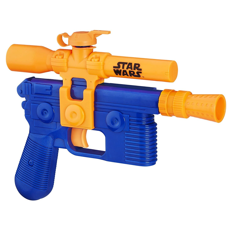 Nerf Super Soaker Han Solo Blaster