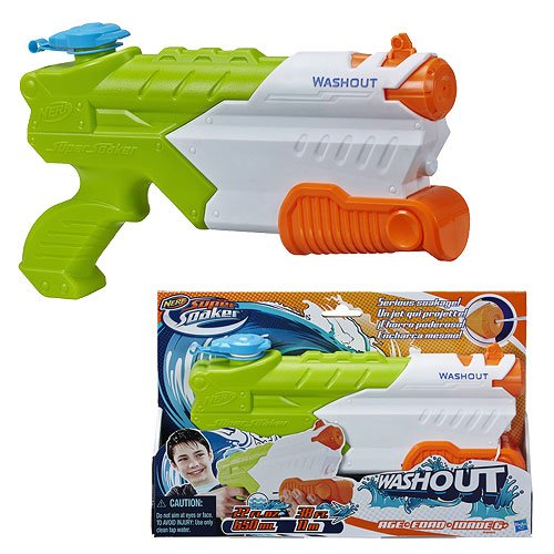 Nerf Super Soaker Washout Blaster