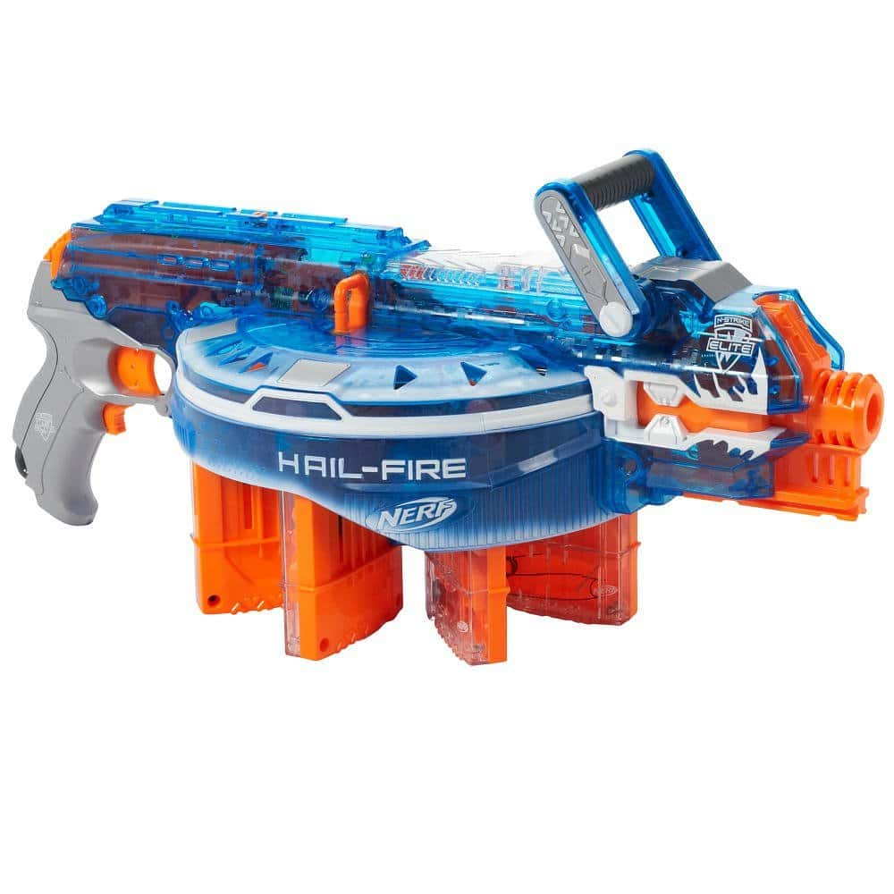 nerf elite hail-fire sonic ice