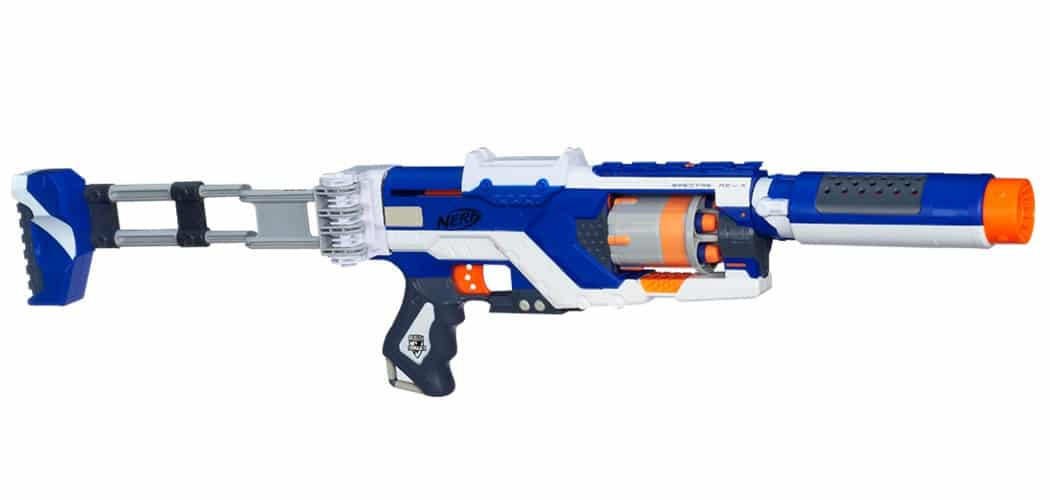 Nerf Elite Spectre REV-5