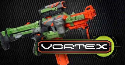 Nerf Vortex