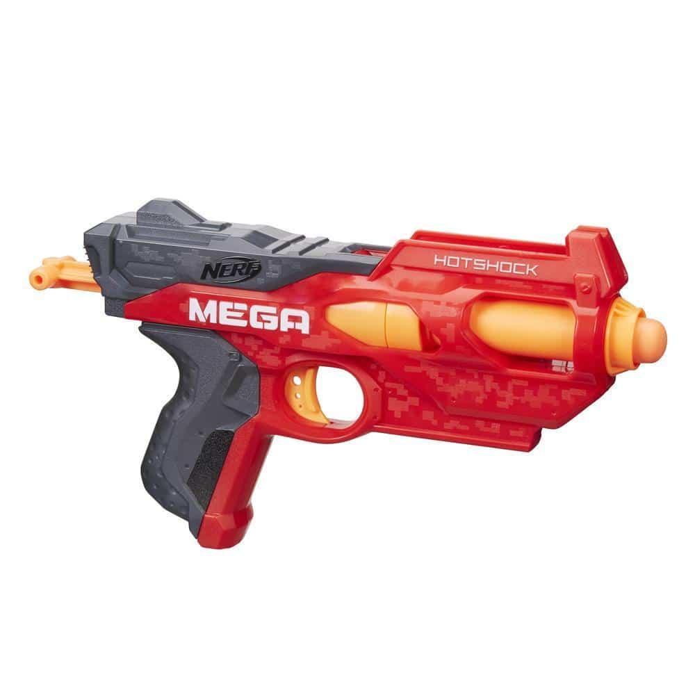 Test Nerf Mega Hotshock