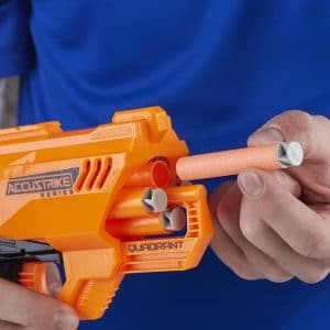 test nerf quadrant