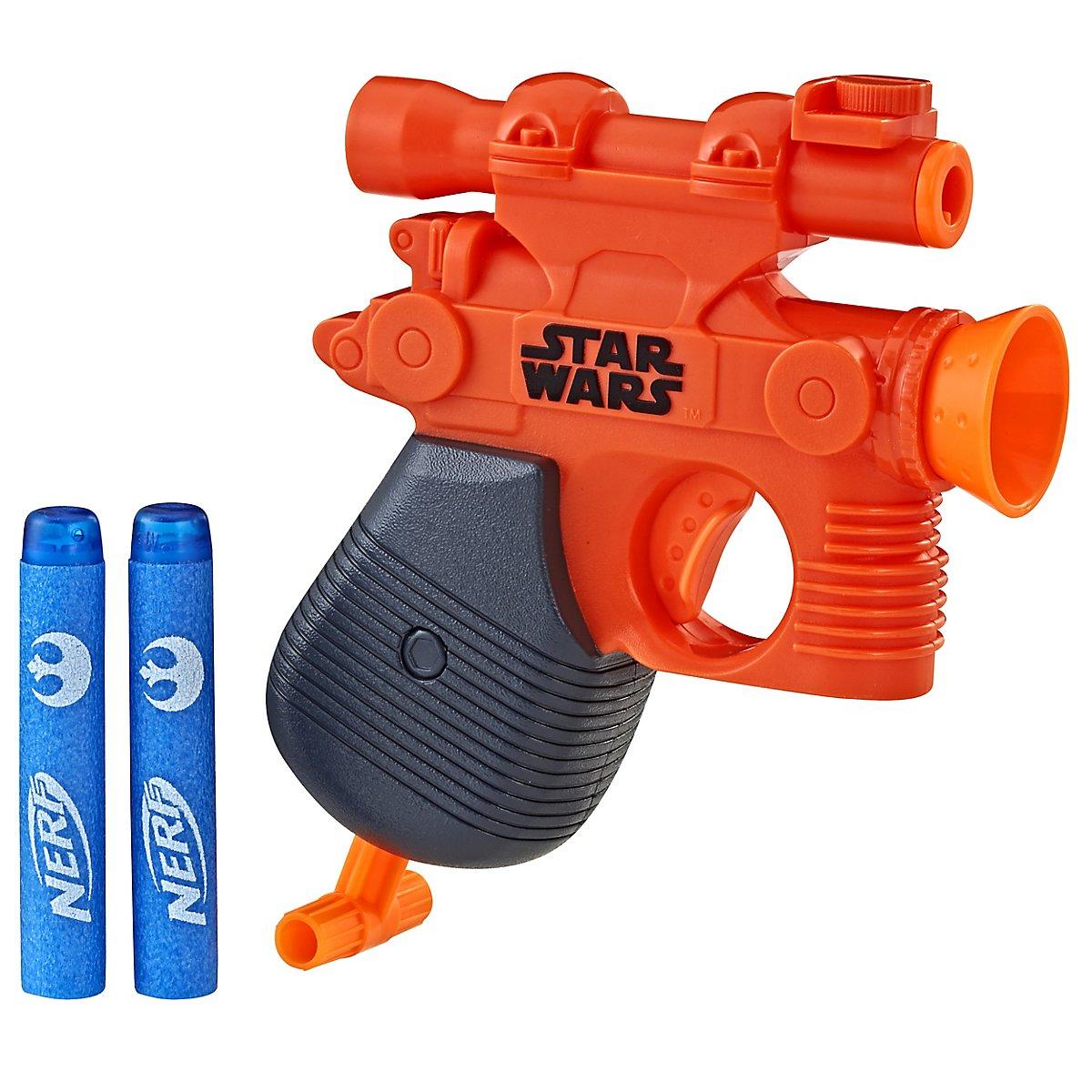 Nerf Microshots Star Wars Han Solo