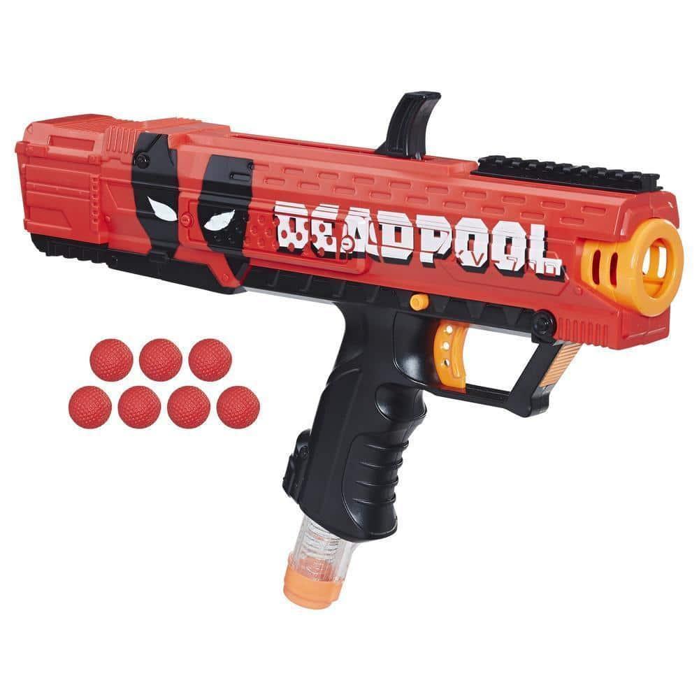 Nerf Rival Apollo XV-700 Deadpool