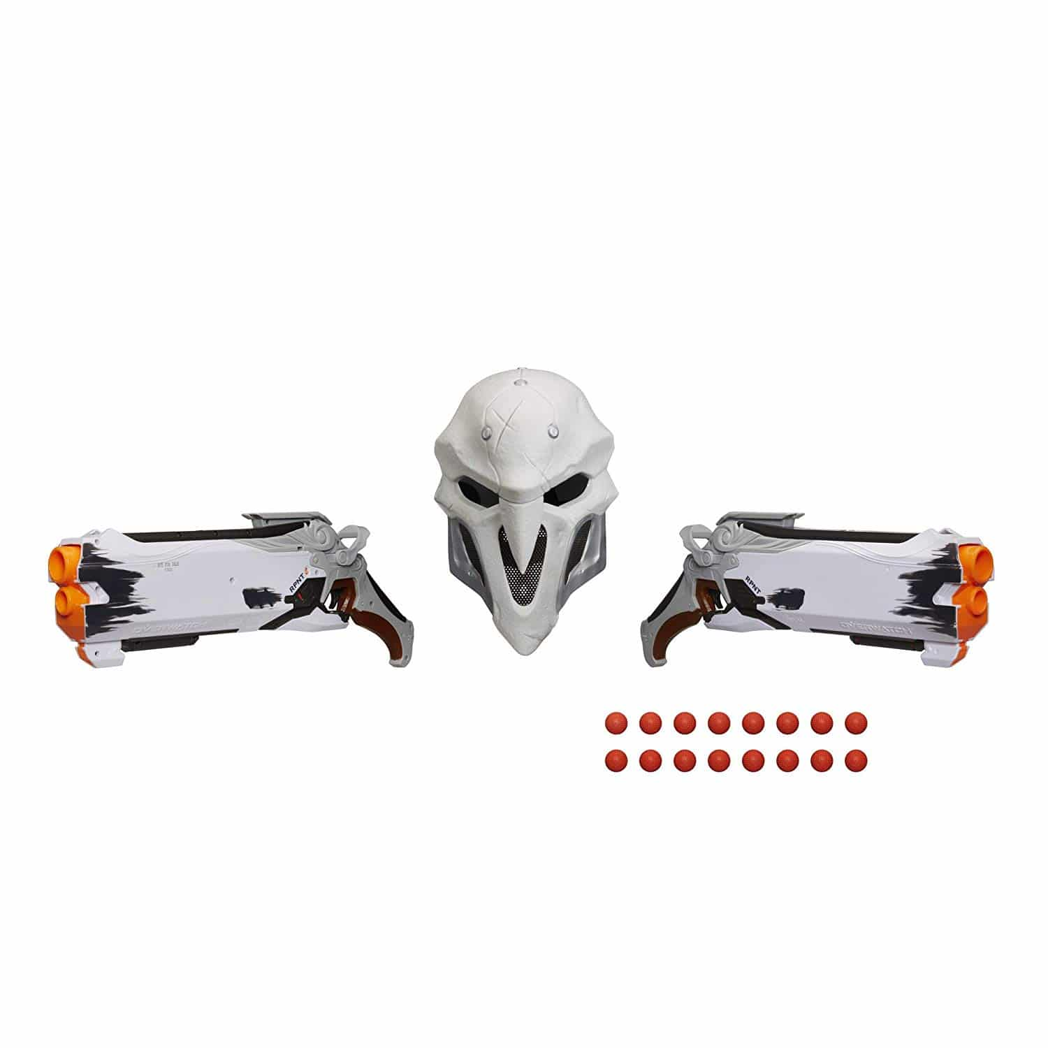 Nerf Rival Overwatch Reaper Wight Edition Collector