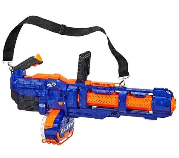 Nerf Elite Titan CS-50