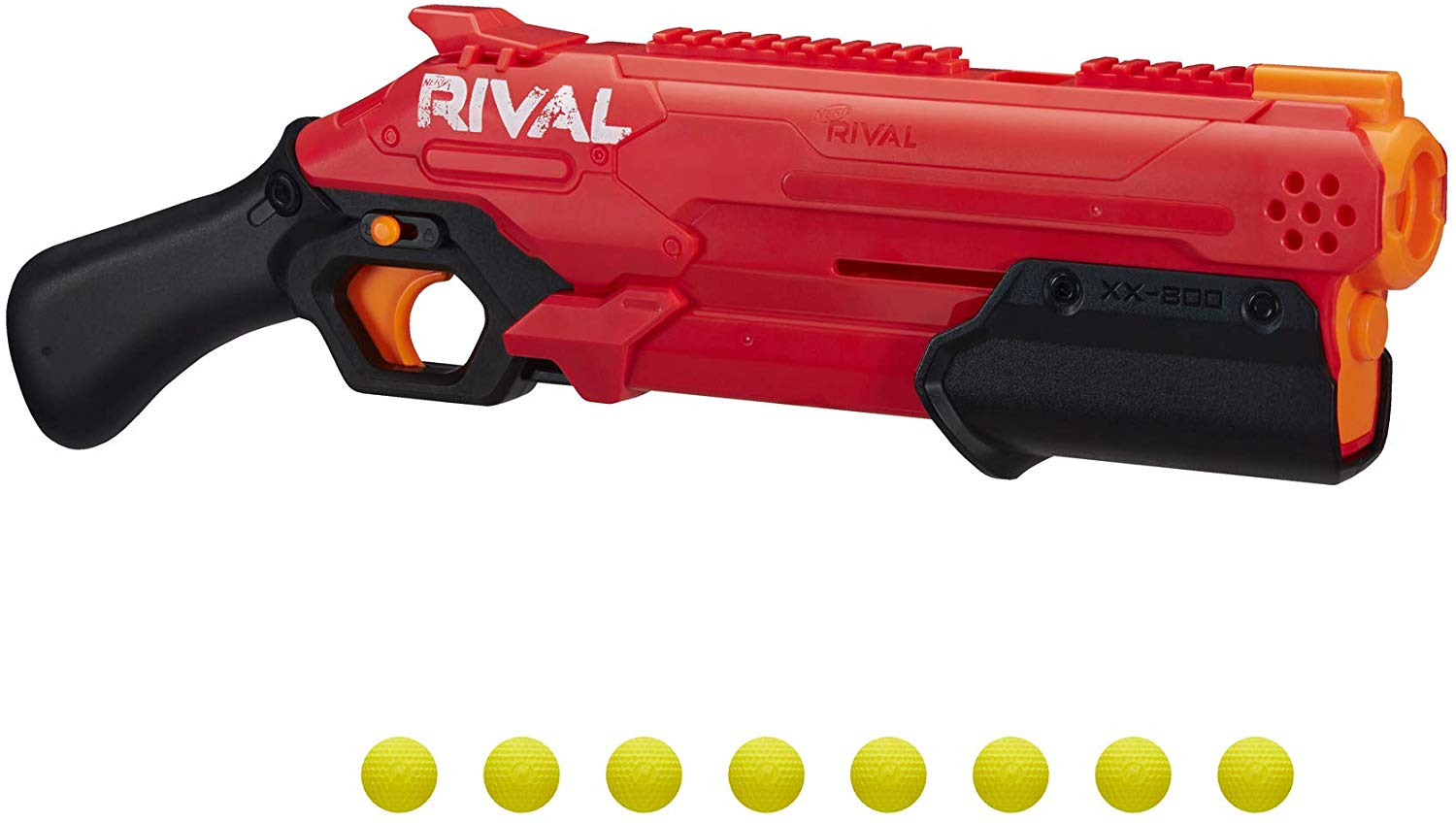 Nerf Rival Takedown XX-800 rouge