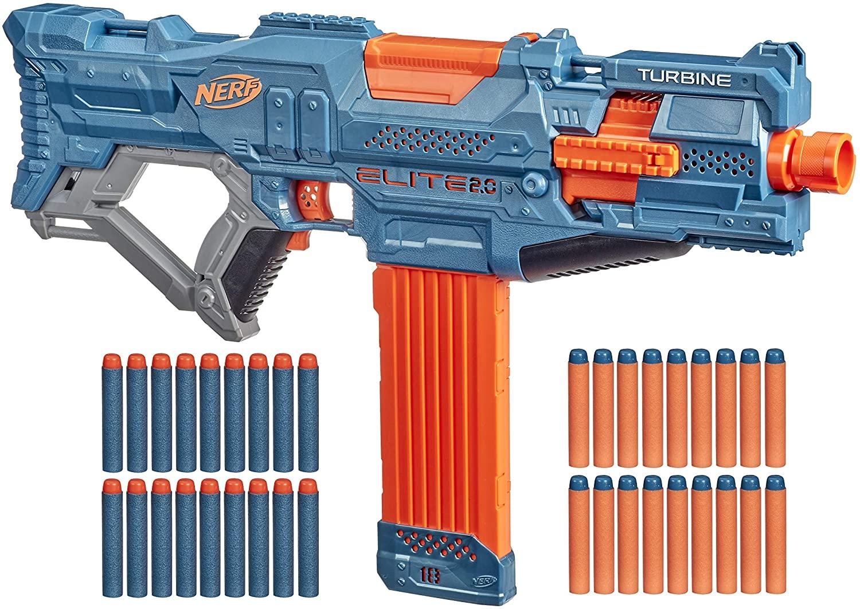Nerf  Elite 2.0Turbine CS-18